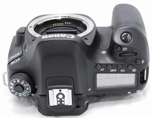 【超美品・メーカー保証書 付属品完備】Canon キヤノン EOS 80D_画像9