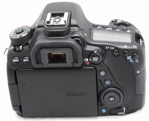 【超美品・メーカー保証書 付属品完備】Canon キヤノン EOS 80D_画像8