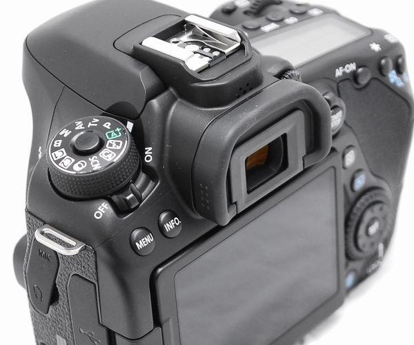 【超美品・メーカー保証書 付属品完備】Canon キヤノン EOS 80D_画像7