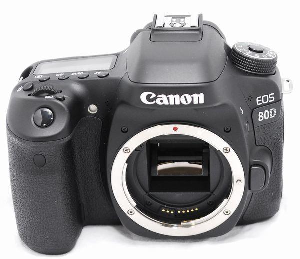 【超美品・メーカー保証書 付属品完備】Canon キヤノン EOS 80D_画像3