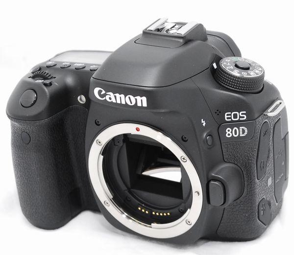 【超美品・メーカー保証書 付属品完備】Canon キヤノン EOS 80D_画像2
