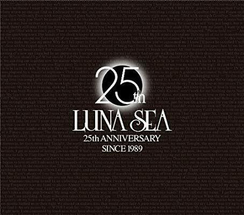 ※中古CD-BOX LUNA SEAルナシー/25th ANNIVERSARY SINCE1989 CD4枚組初回限定盤 EXTASY RECORDS X X JAPAN YOSHIKI LUNACY_画像1