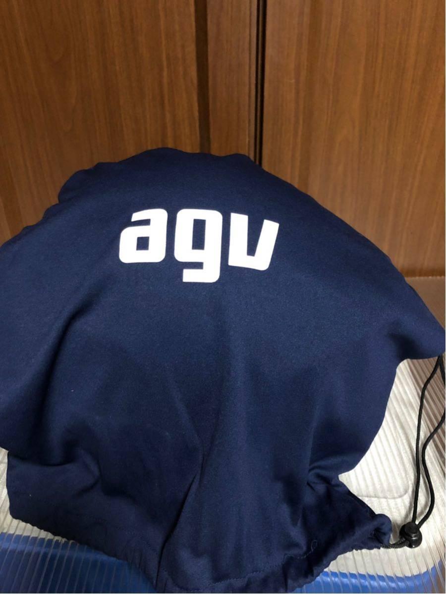 ★AGV MOTO-GP ロッシ46 ヘルメット★サイズL 2回使用だけ美品_画像8