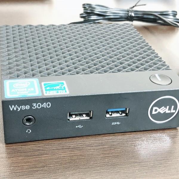 DELL Thin Client Wyse 3040 Quad Core Atom x5 Z8350 2GB 8GB 2018年製