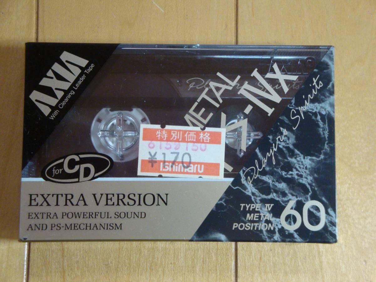 AXIA 新品 メタルテープ PS-Ⅳx 60未使用未開封
