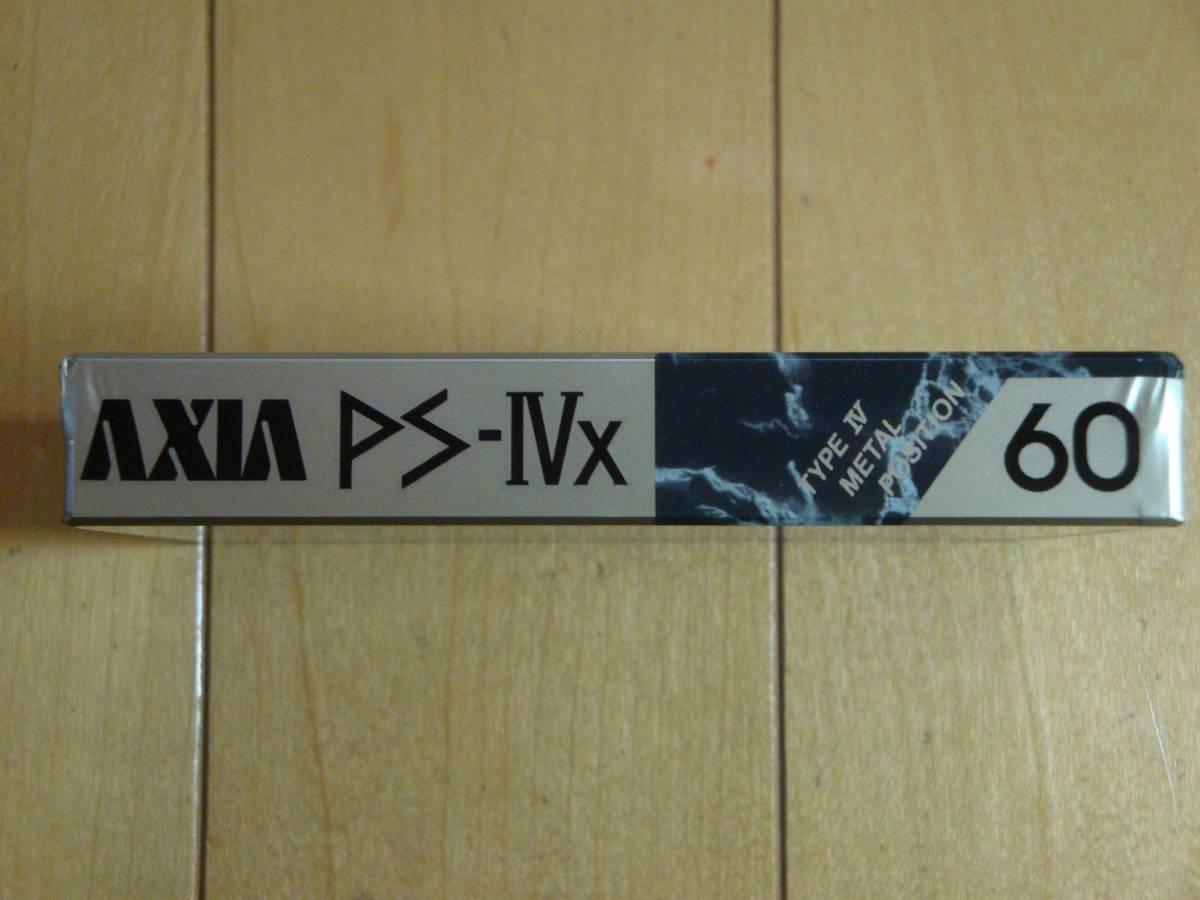 AXIA 新品 メタルテープ PS-Ⅳx 60未使用未開封_画像3
