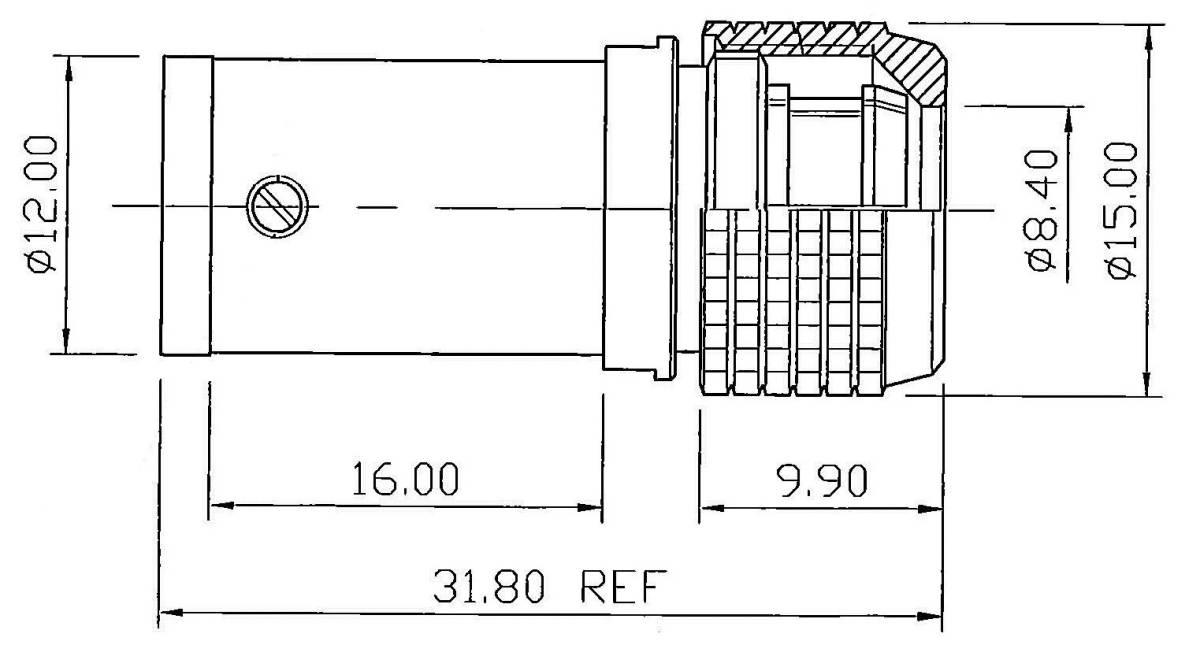 ①《1.2m フォノ5PINソケット+RCAプラグ カナレ フォノケーブル・アース線 銀メッキ》 PhonoCable / CANARE GS-4_画像10