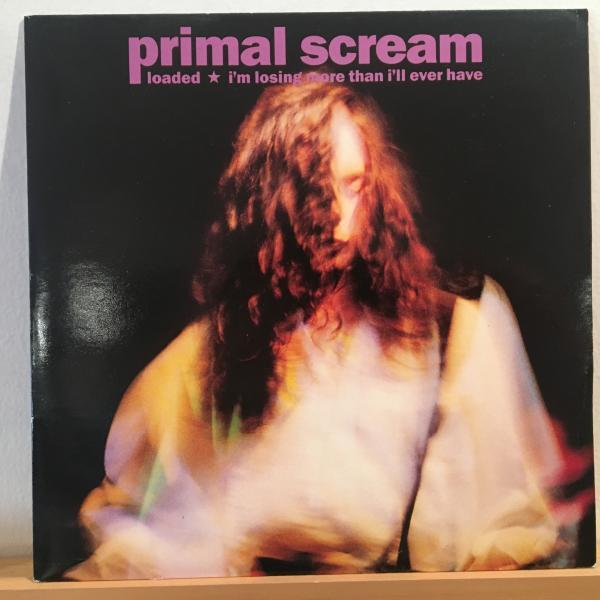 ☆Primal Scream/Loaded☆MADCHESTER名曲!ANDREW WEATHERALL 7inch 45_画像1