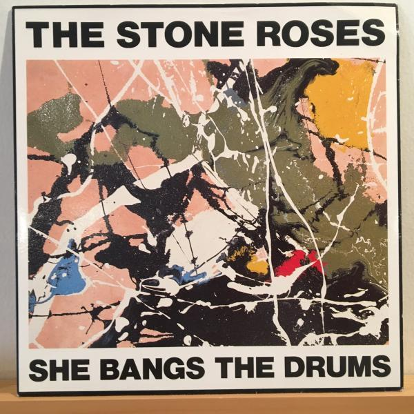 ☆The Stone Roses/She Bangs The Drums☆名曲!7inch 45_画像1