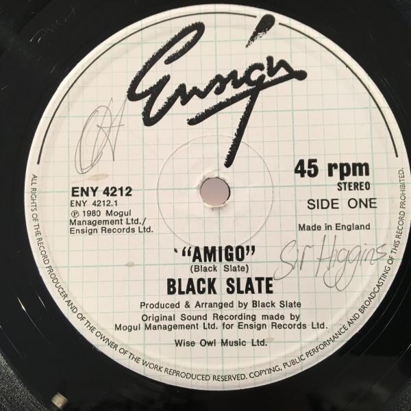 ★Black Slate/Amigo★哀愁KILLER UK ROOTS名作!_画像1
