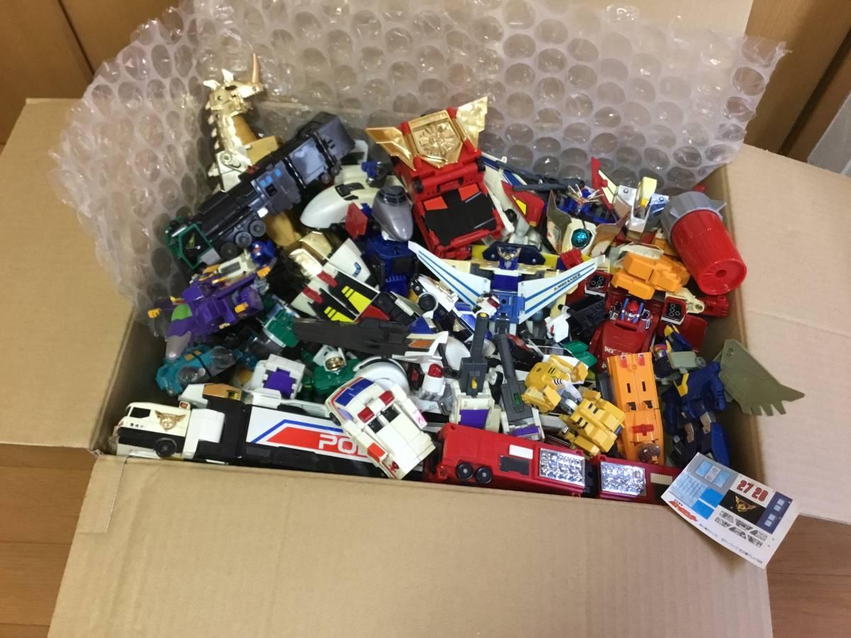 勇者 DX ロボット 全て グレート合体 レア おもちゃ 変形 検 超合金 戦隊 transformers ダ ガーン ダグオン ジェイデッカー タカラ 机器人