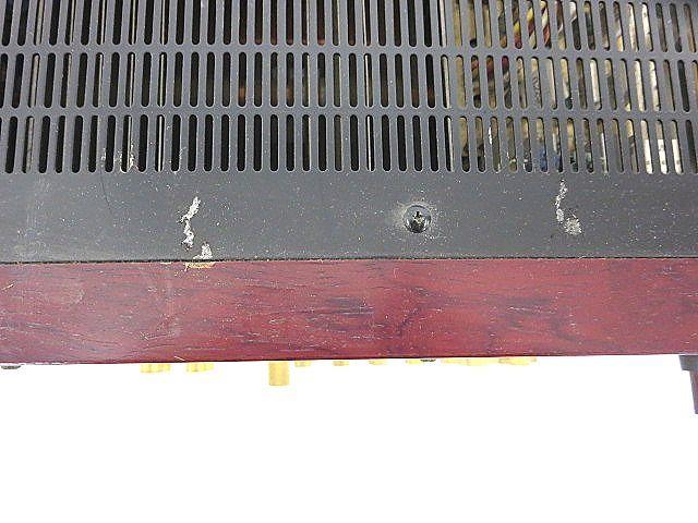 LUXMAN ラックスマン プリメインアンプ L-560 オーディオ 音響 機材 通電確認 008050-3 y16y _画像8