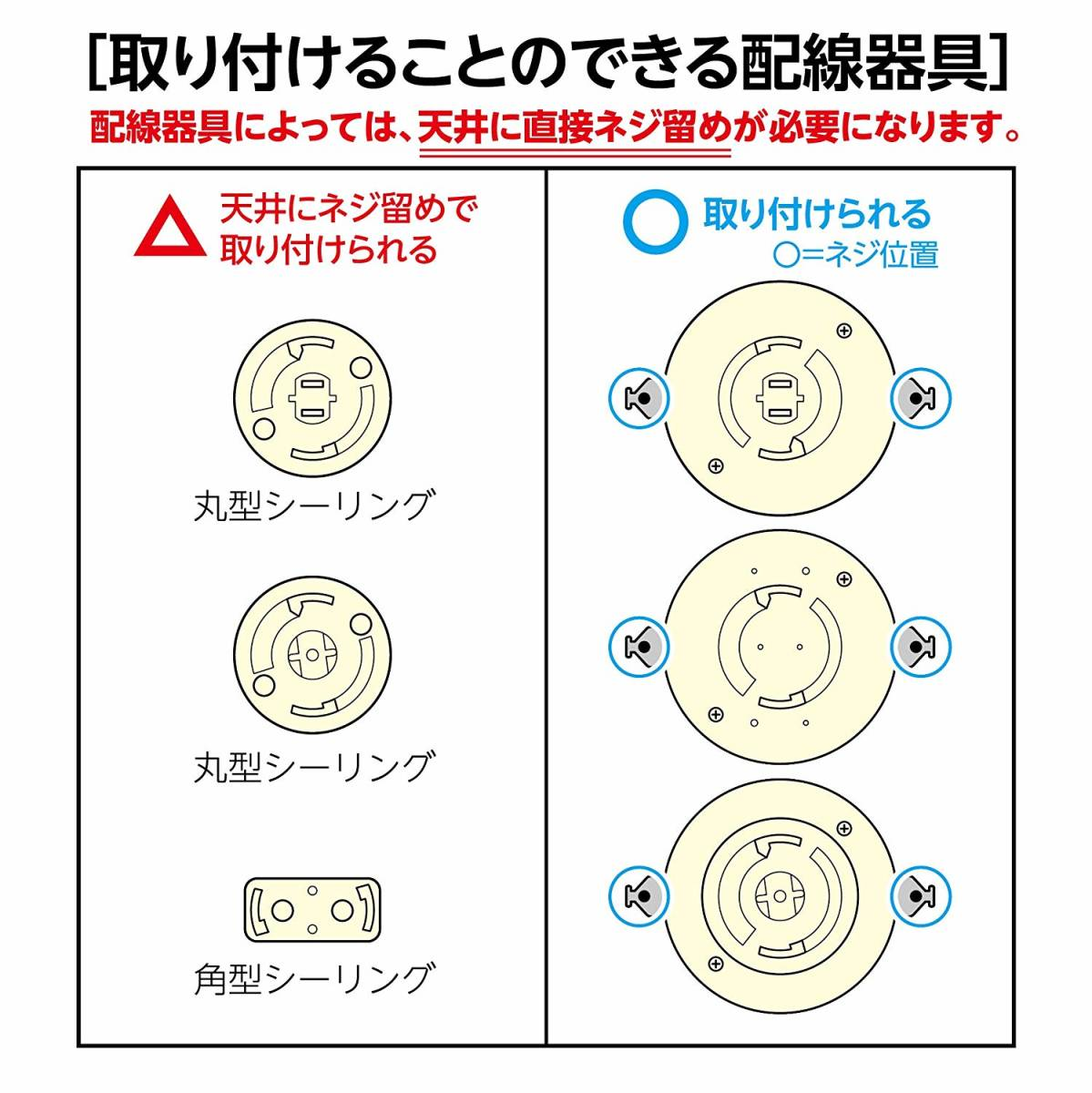 LED シーリングサーキュレーター ルミナス ~8畳 調光調色タイプ 光拡散レンズ搭載 シンプルリモコン付き ACC-08CM154_画像9