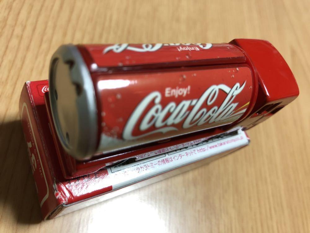 ☆最後1 新品 未使用 絶版 トミカ【コカ・コーラ イベントカー 新車シール付】#37☆_画像5