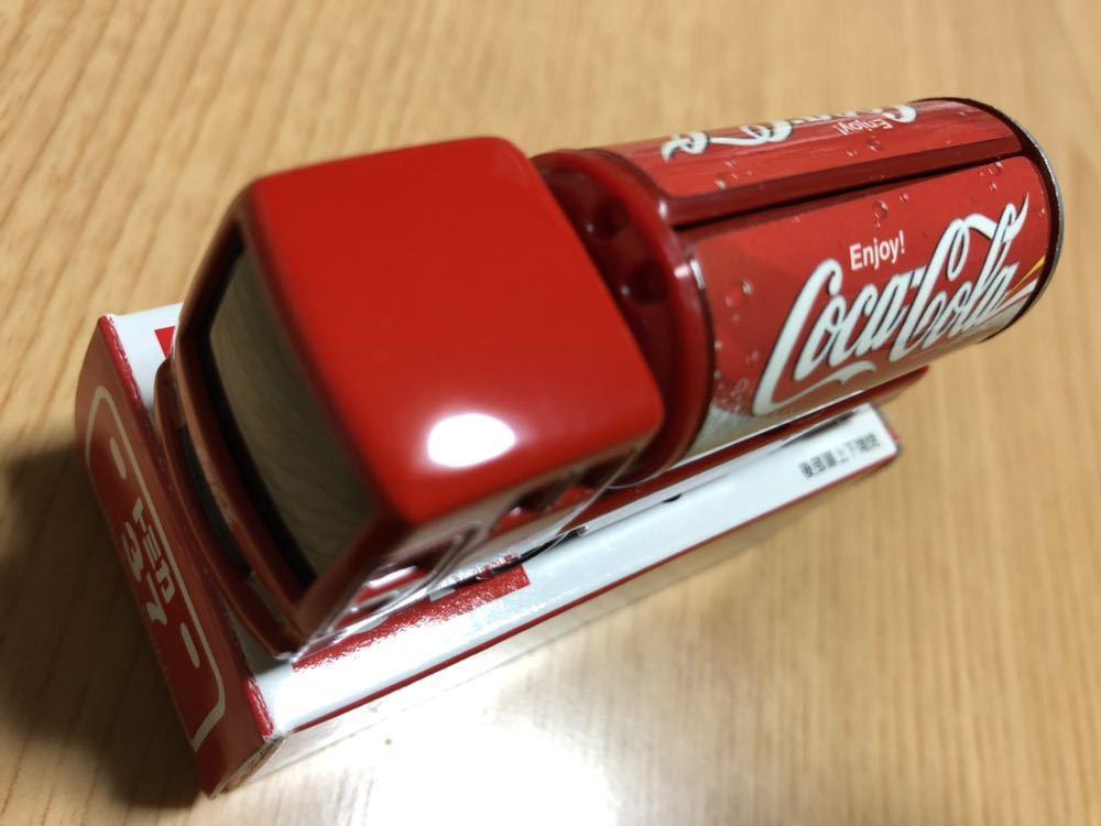 ☆最後1 新品 未使用 絶版 トミカ【コカ・コーラ イベントカー 新車シール付】#37☆_画像2