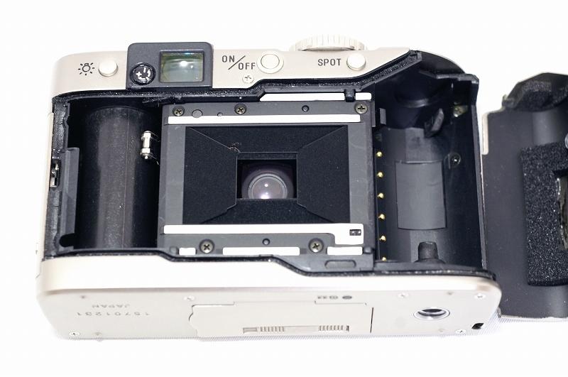MINOLTA TC-1 ミノルタ フィルム カメラ おまけ付 35mm 高級コンパクト 検) CONTAX T3 T2 GR1 28Ti 35Ti ローライ 35 _画像9