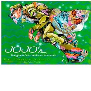 ジョジョの奇妙な冒険 2012 ジョジョ展 PART3 B2ポスター 第3部  荒木飛呂彦原画展 _画像6