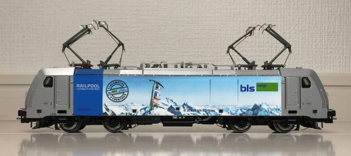 ACME BR186 BLS Cargo Ep.6_画像5