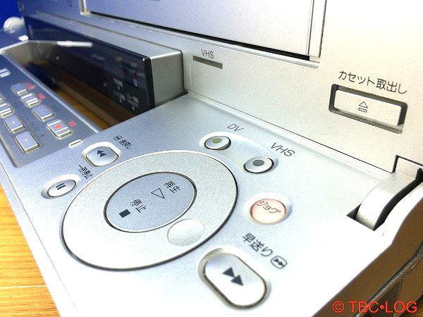 ★SONY miniDV/DV VHS ビデオカセットレコーダー WV-DR5 ★対応リモコン付き★動作良好★_画像5