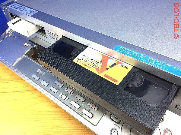 ★SONY miniDV/DV VHS ビデオカセットレコーダー WV-DR5 ★対応リモコン付き★動作良好★_画像6