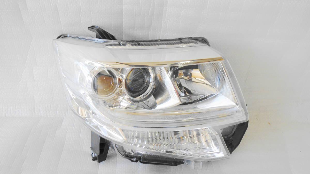 良品★ダイハツ LA600S/610S タント カスタム 純正 LED ヘッドライト ランプ 右 動作確認