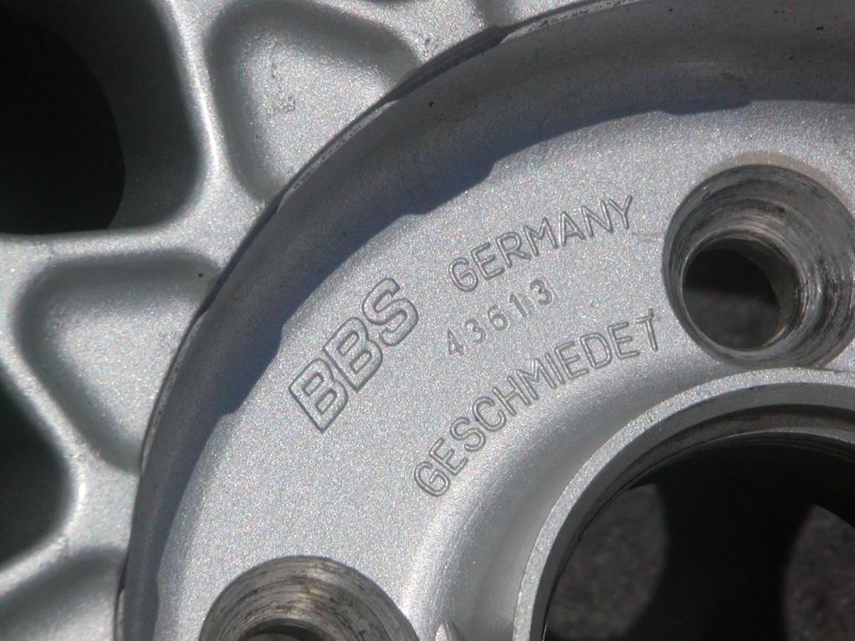 超貴重 当時物 BBS RS 033 6.5J +34 PCD100 ロードスター フィット マーチ シビック プロボックス ゴルフ エブリィ TE37 LM CE28 ワタナベ_画像6