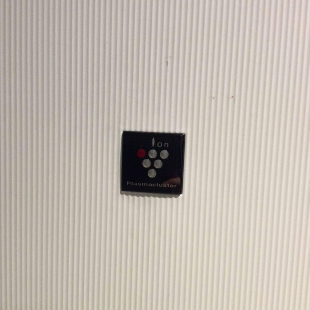 1円~ 動作OK シャープ SHARP KC-E40 加湿空気清浄機 プラズマクラスター 加湿器 空気清浄機 2015年製 120サイズ (176)_画像3