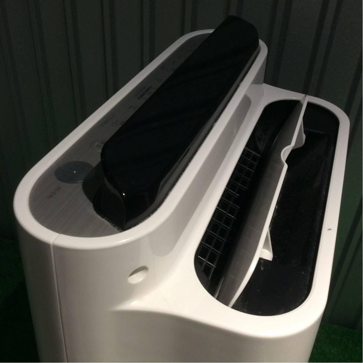 1円~ 動作OK シャープ SHARP KC-E40 加湿空気清浄機 プラズマクラスター 加湿器 空気清浄機 2015年製 120サイズ (176)_画像6