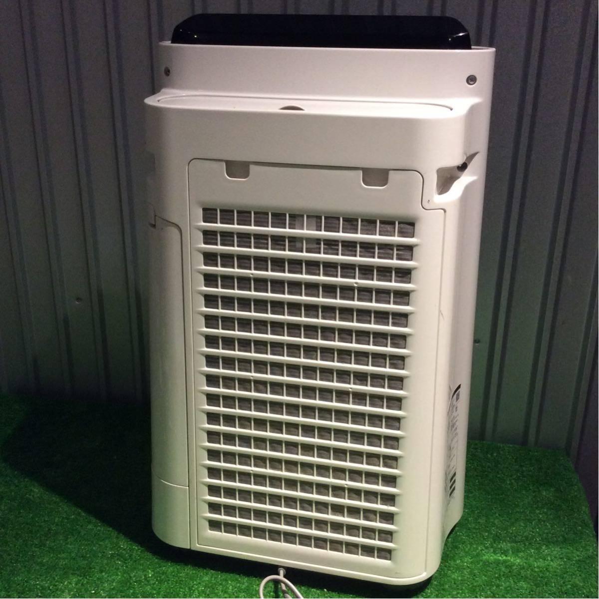 1円~ 動作OK シャープ SHARP KC-E40 加湿空気清浄機 プラズマクラスター 加湿器 空気清浄機 2015年製 120サイズ (176)_画像8
