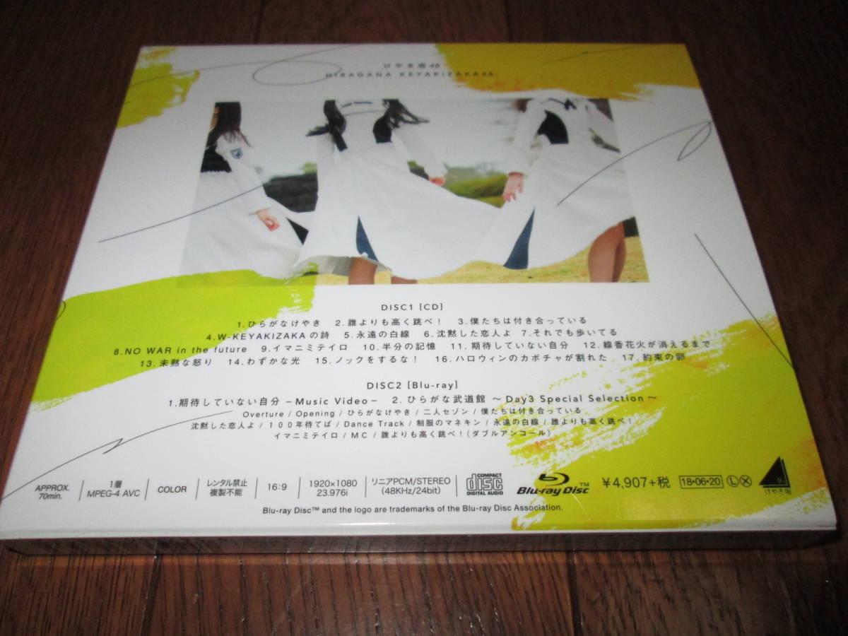 けやき坂46 走り出す瞬間 Type A CD + Blu-ray 初回限定_画像2