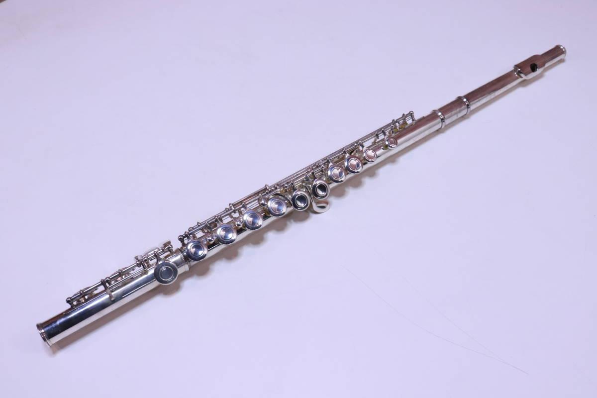 YAMAHA フルート 211S ハードケース・ソフトカバー付き 管楽器 初めての方 おすすめ■(A7354)_画像4