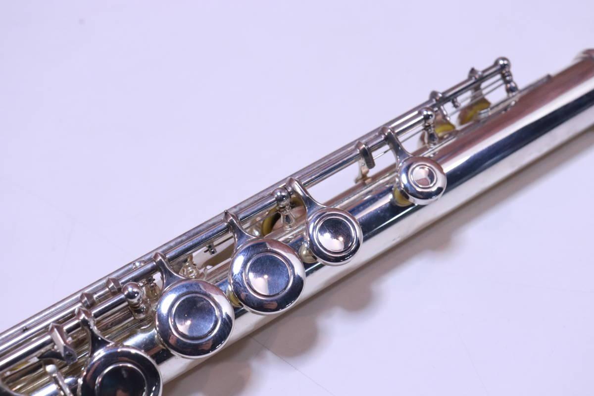 YAMAHA フルート 211S ハードケース・ソフトカバー付き 管楽器 初めての方 おすすめ■(A7354)_画像6