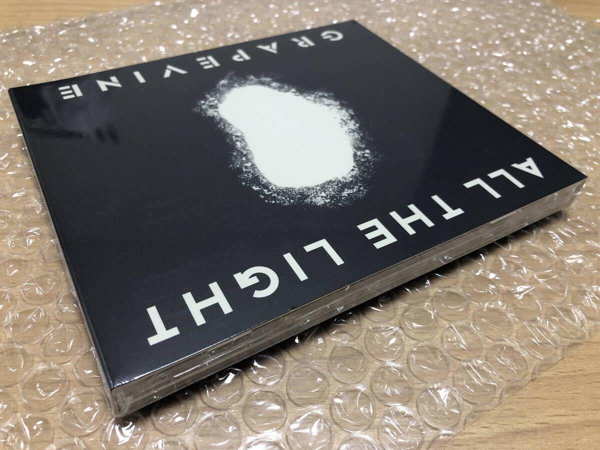 ★送料無料★新品未開封★2/6発売 GRAPEVINE ALL THE LIGHT (初回限定盤:CD + DVD) CD+DVD, Limited Edition グレイプバイン_画像3