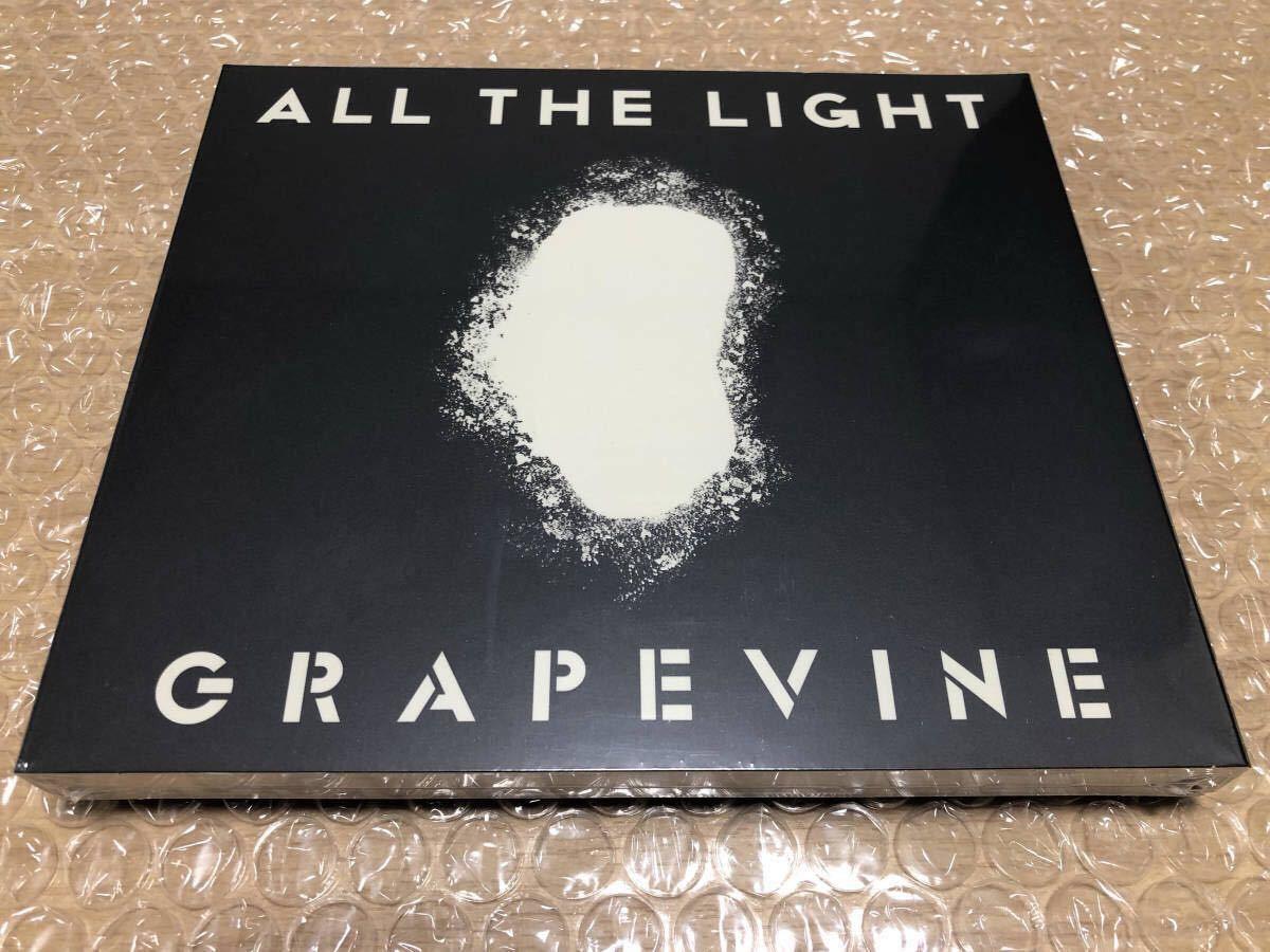 ★送料無料★新品未開封★2/6発売 GRAPEVINE ALL THE LIGHT (初回限定盤:CD + DVD) CD+DVD, Limited Edition グレイプバイン