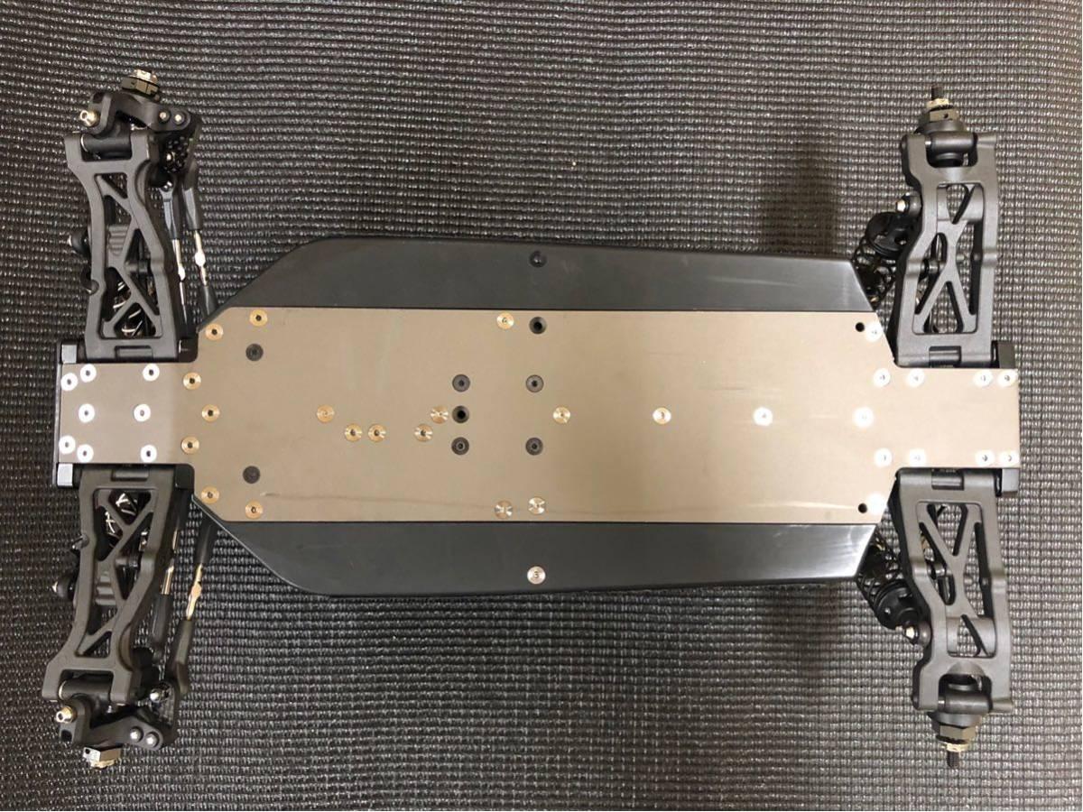 超美品 ヨコモ YZ-4 SF フルオプション品 モーター付き_画像2