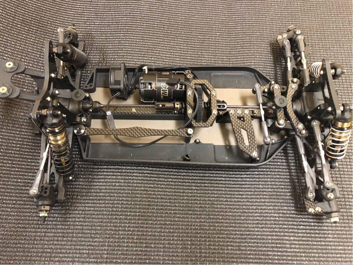 超美品 ヨコモ YZ-4 SF フルオプション品 モーター付き_画像4