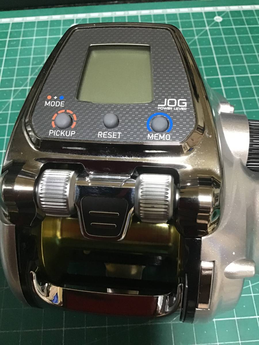 ダイワシーボーグ500j 中古 送料無料 使用回数2回 3、5k 11時間_画像5