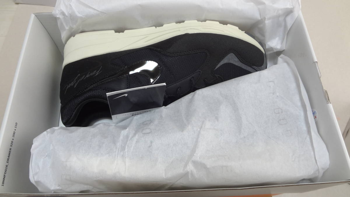 ■ 国内正規品 26cm ■ Nike Air Skylon II Fear of God BLACK ■ ナイキ エア スカイロン 2 BQ2752-001 フィアオブゴッド_画像1