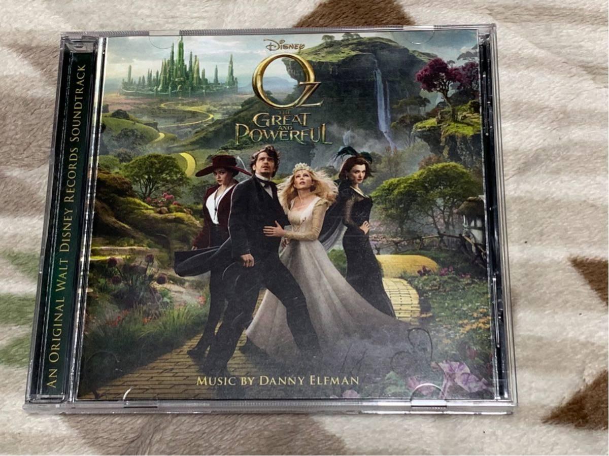CD「オズ はじまりの戦い Oz: the Great and Powerful」 ダニー・エルフマン 即決!_画像1