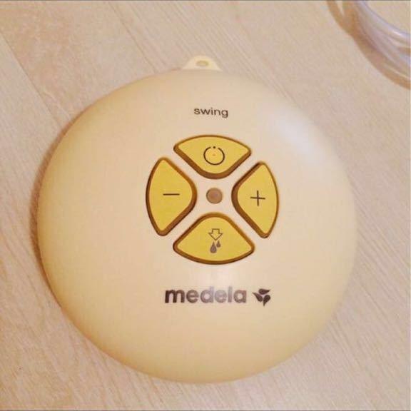 メデラ スイング 電動搾乳機