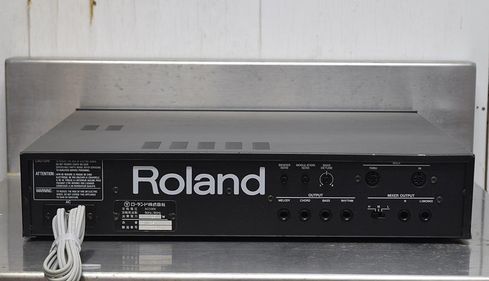 ★Roland/ローランド★SUPER QUARTET/スーパーカルテット MKS-7 MIDI マルチ音源モジュール DTM_画像5