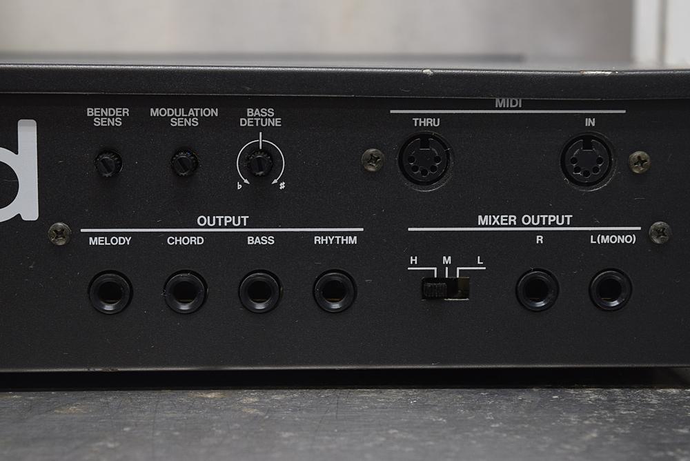 ★Roland/ローランド★SUPER QUARTET/スーパーカルテット MKS-7 MIDI マルチ音源モジュール DTM_画像7