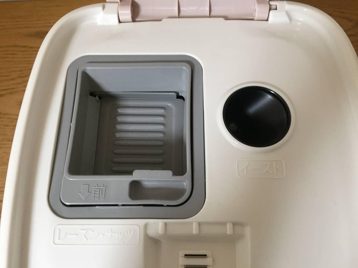 【Aサ30】Panasonic パナソニック ホームベーカリー☆SD-BH103-P☆米粉パンコース/天然酵母パン 他☆2010年製☆梱包サイズ100_画像6