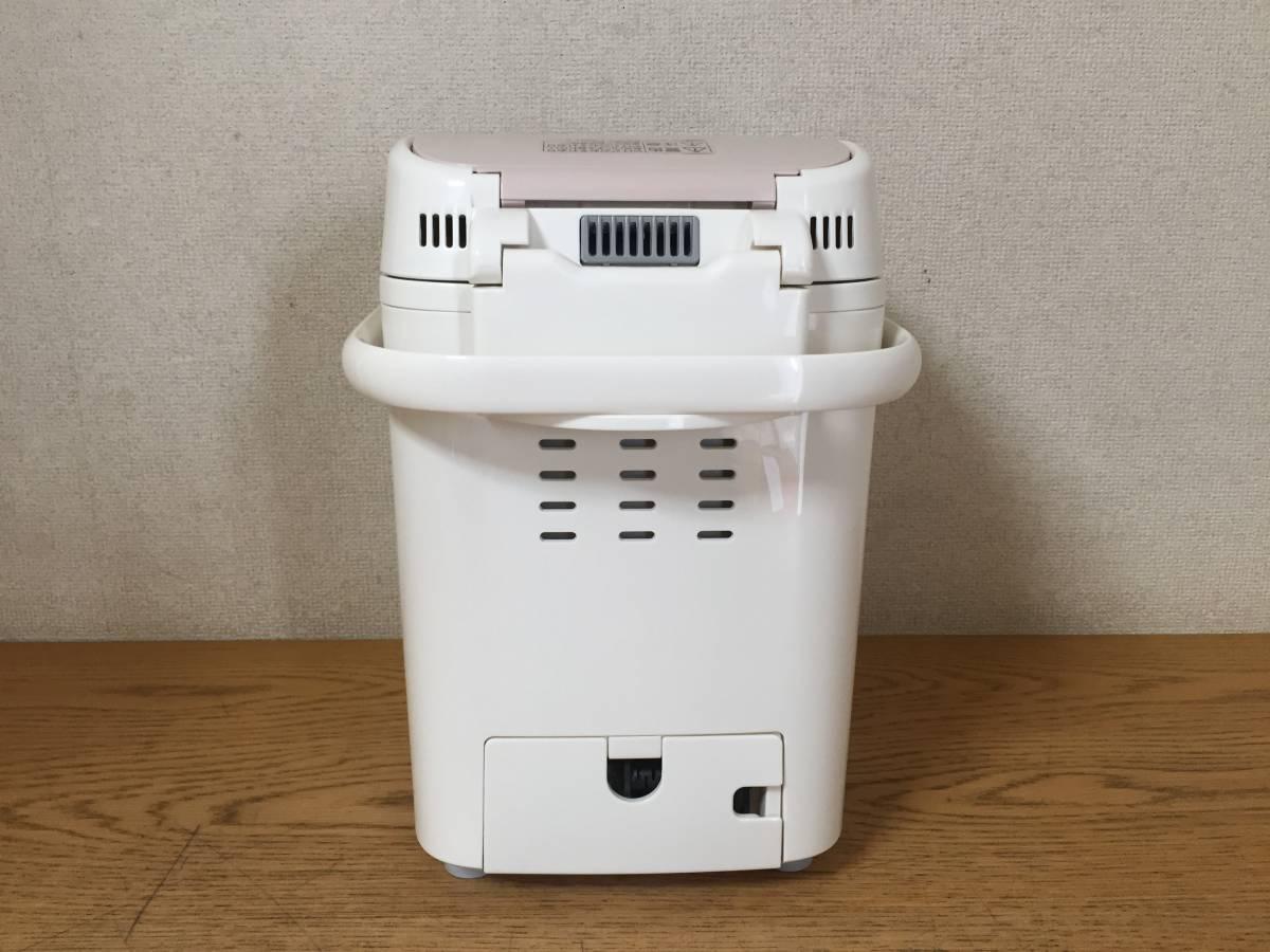 【Aサ30】Panasonic パナソニック ホームベーカリー☆SD-BH103-P☆米粉パンコース/天然酵母パン 他☆2010年製☆梱包サイズ100_画像8