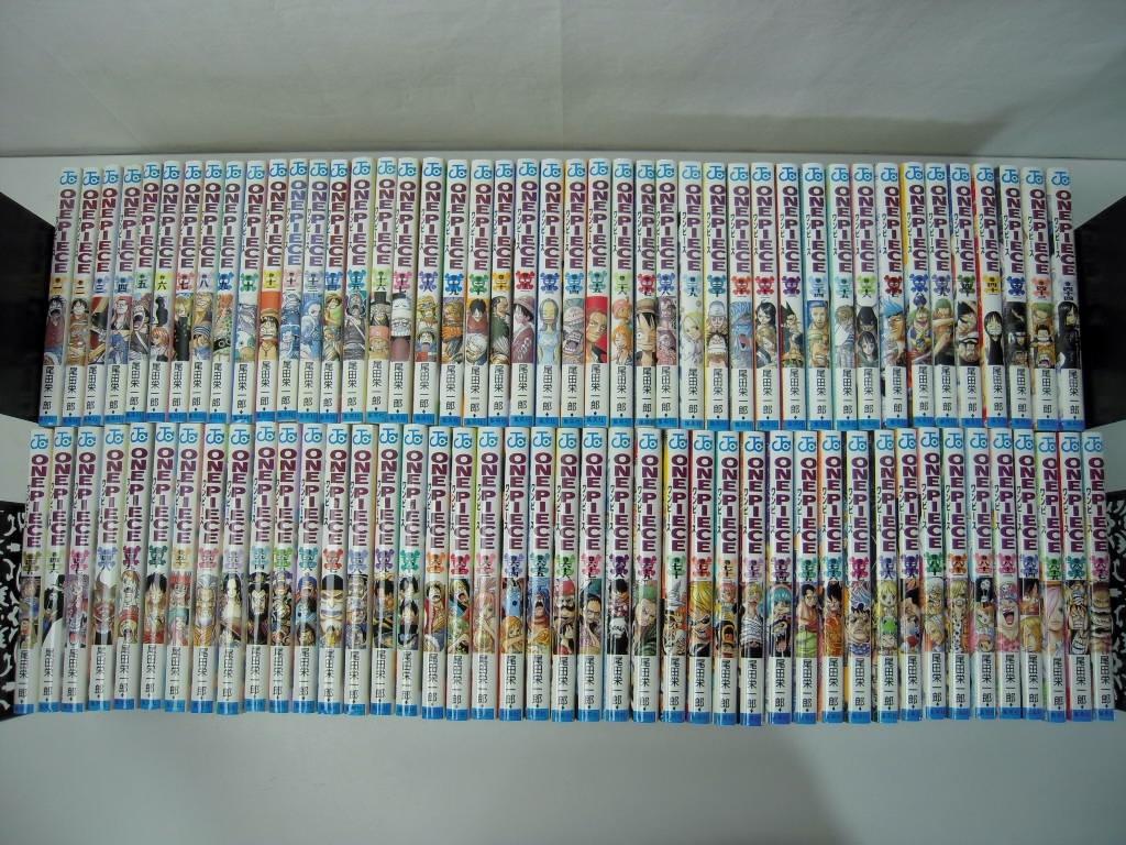 ワンピース ONE PIECE コミック 1-87巻セット 尾田 栄一郎