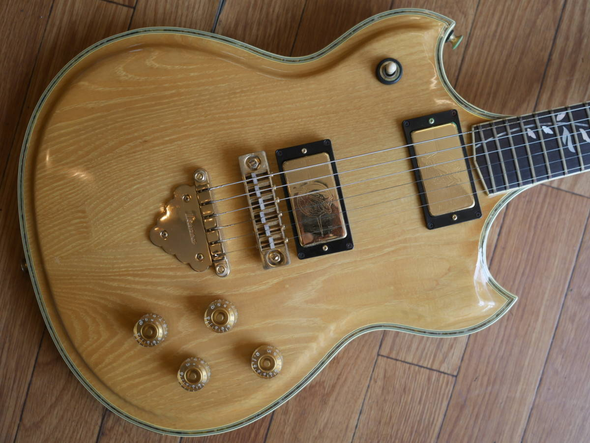 ◆Ibanez 2681 Proffessional Bob Weir Model 1977年製 プロ仕様希少モデル!イバニーズ Greatful Dead_画像2