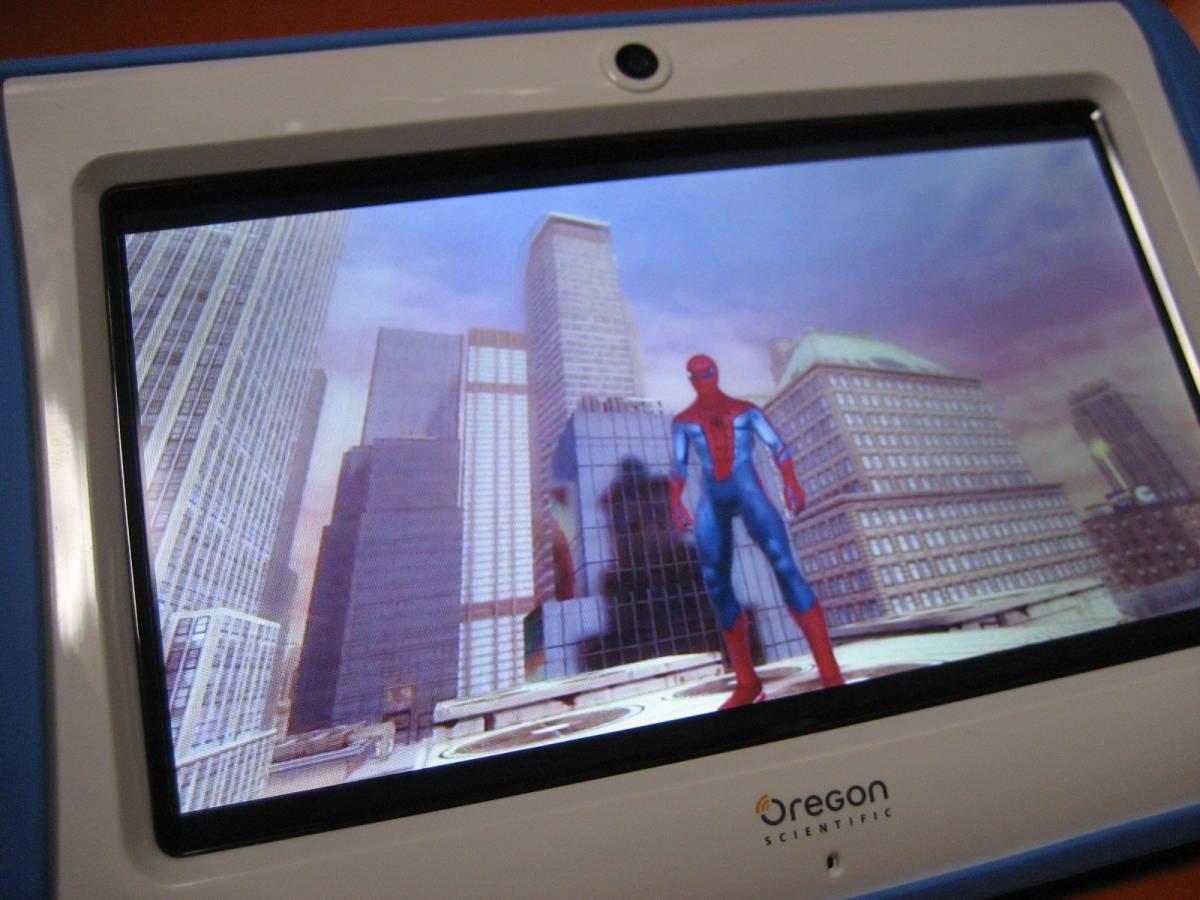 トイザらス 限定 MEEP タブレット iPad レア 子供用 アイパッド ゲーム アプリ アンドロイド ネット Android ムービー_画像7