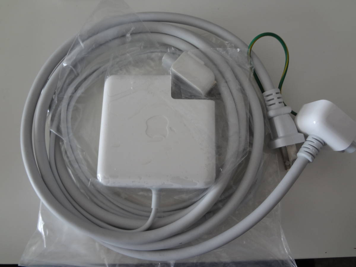 Apple 純正 85W MagSafe 充電アダプター L-type 未使用品