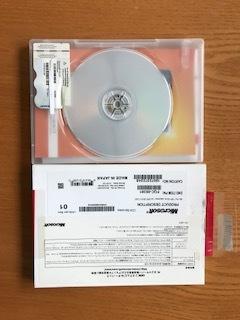 1円スタートWindows 7 Pro 64bit DVD (OEM) プロダクトキー付_画像2