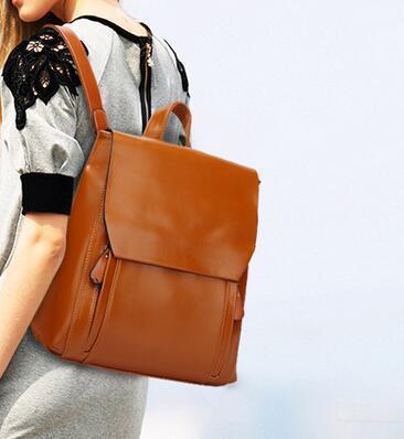 リュックサック デイパック大容量 レディース 肩掛け 斜め掛け バッグ PUレザー 多機能 ブラウン ショルダーバッグ 鞄 防水 超高品質